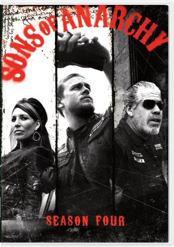 Cover art for  Sons of Anarchy: Season Four