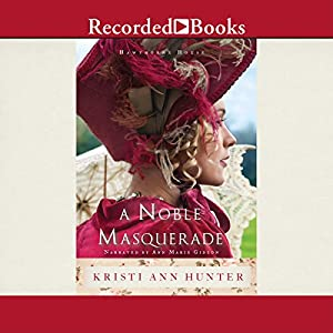 A Noble Masquerade Hörbuch