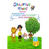 Galloping Minds -Preschooler Learns Numbers and Counting with Animals, PAL [DVD]by Galloping Minds