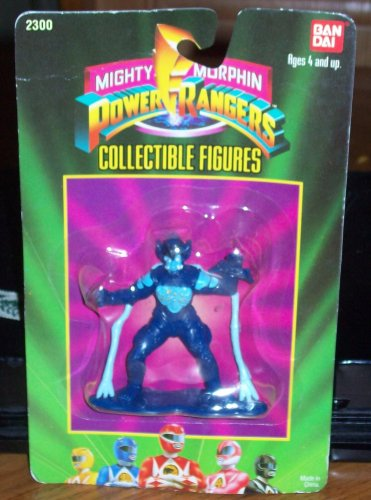Buy Low Price Bandai Mighty Morphin Power Rangers Evil Space Allen Blue 3″ Figure (B001LJC2TG)