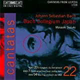 Bach, J.S.: V 22: Cantatas, Bwv 7, 20, 94