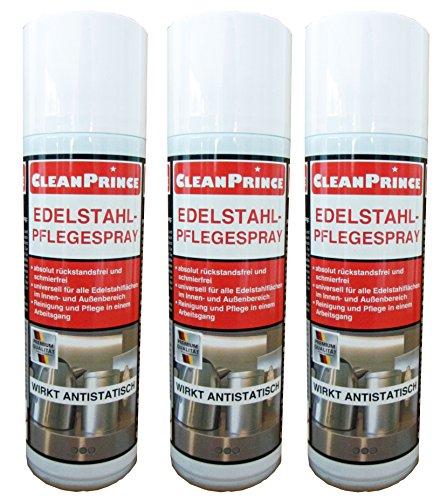 cleanprince-3-stuck-a-300-ml-edelstahl-edelstahlpflegespray-edelstahlpflege-spray-reiniger-reinigung