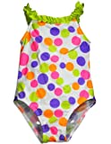 Baby Bunz - Infant and Toddler Girls One Piece Swimsuit Bathing Suit