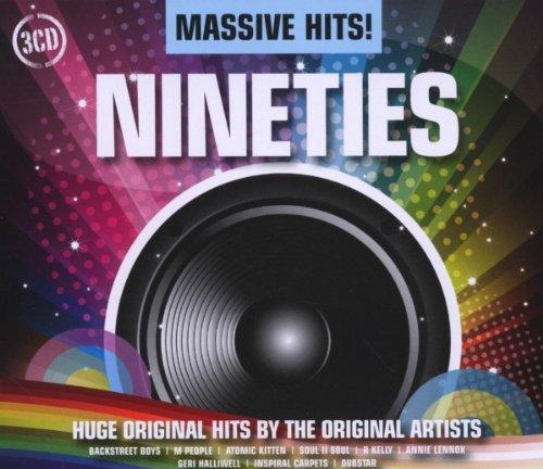 Massive Hits! 90s (3 CD)