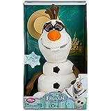 Disney - Olaf Singing Plush - Frozen - Medium - 10 1/2'' - New in Box
