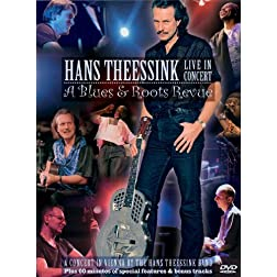 Hans Theessink: Live In Concert - A Blues & Roots Revue