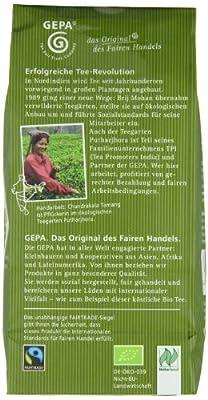 GEPA Indischer Grüntee, 1er Pack (1 x 200 g) - Bio von GEPA bei Gewürze Shop
