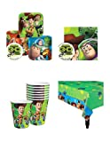 Toy Story 3 Party Pack Tableware Supplies for 16 guests