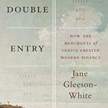 Double Entry (       UNABRIDGED) by Jane Gleeson-White Narrated by Julia Farhat