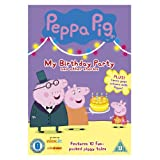 Peppa Pig: My Birthday Party and Other Stories [Volume 5] [DVD]by Neville Astley