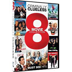 Criminally Clueless- 8 Movie Collection