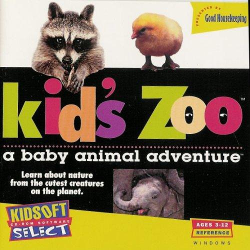 Amazon.com: Kid's Zoo - A Baby Animal Adventure