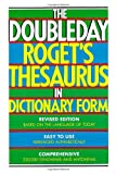 img - for The Doubleday Roget's Thesaurus in Dictionary Form book / textbook / text book