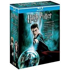 Harry Potter Year 1-5 Box Set [Blu-ray] [2001]