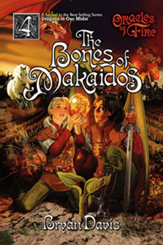 Cover of The Bones of Makaidos (Oracles of Fire)