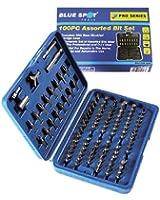 Blue Spot Coffret embouts de sécurité 100 pièces (Import Grande Bretagne)