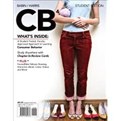 CB4 (with Marketing CourseMate with eBook and Career Transitions Printed Access Card) (9781111821777)