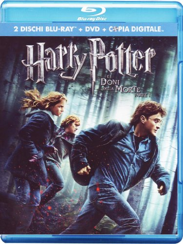 Harry Potter e i Doni della morte - Parte 1 (2 Blu-ray + Dvd + Copia Digitale)