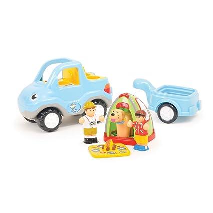 Wow Toys - 60/10328 - Jouet de Premier Âge - Billy en Voyage