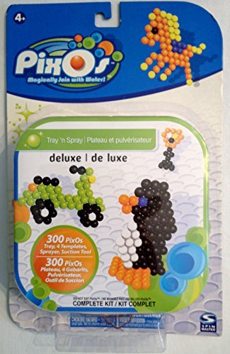 PixOs ~ Magically Join with Water! Tray 'n Spray Kit