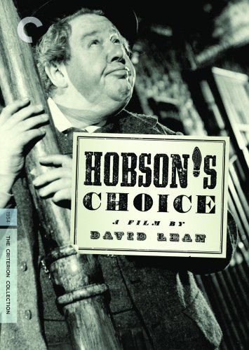 Cover art for  Hobson's Choice (The Criterion Collection)