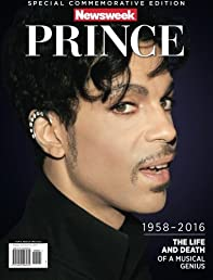 Newsweek Commemorative Edition Prince 1958-2016