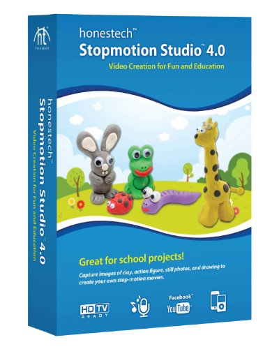 VIDBOX Stopmotion Studio 4.0 (Stop Motion Animation Software compare prices)