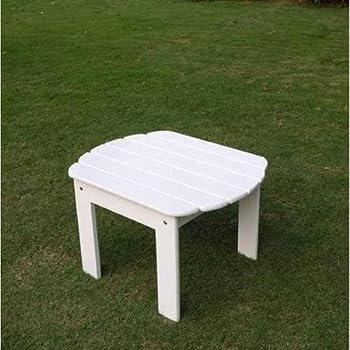 Outdoor Hardwood Side Table