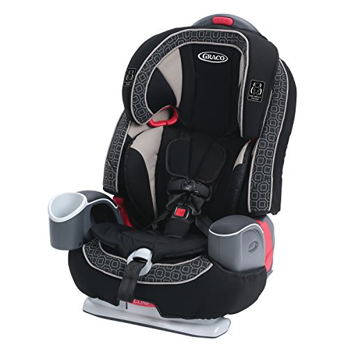 Graco Nautilus 65 LX 3-in-1 Harness Booster Car Seat, Pierce (Car Booster Seat Graco compare prices)