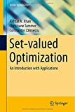 img - for Set-valued Optimization: An Introduction with Applications (Vector Optimization) book / textbook / text book