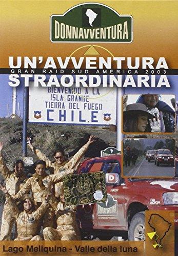 Donnavventura - Gran Raid Sud America 2003 - Lago Meliquina / Valle della Luna