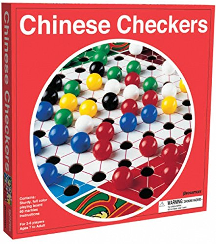 Pressman Chinese Checkers (Colors May Vary) - 1