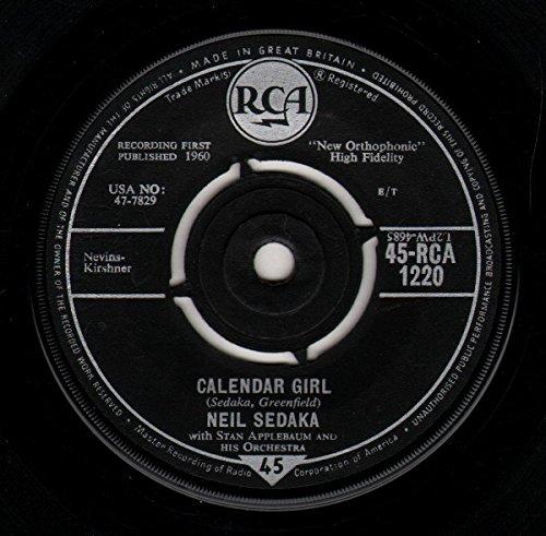 NEIL SEDAKA - Neil Sedaka - Calendar Girl - Zortam Music