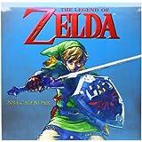 The Legend of Zelda 2014 Wall Calendar