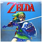 Legend of Zelda 2014 Wall Calendar (W...