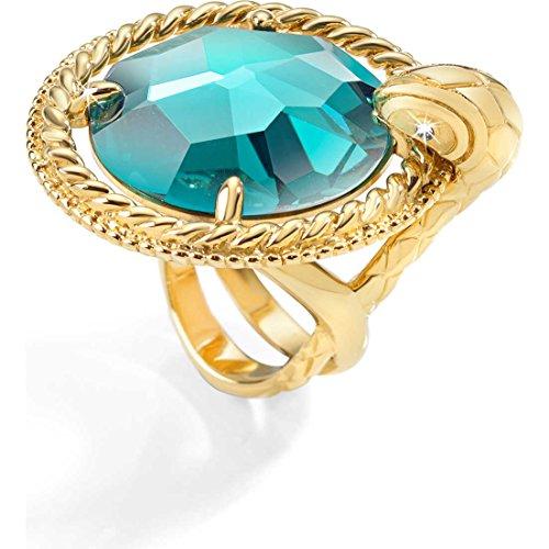 anello donna gioielli Just Cavalli Just Queen misura 16 trendy cod. SCABE06016