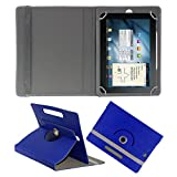 ECellStreet Tablet Book Cover With Stand And 360° Degree Rotation For Bsnl Penta WS707C EDGE CALLING TABLET -...