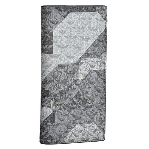 EMPORIO ARMANI(エンポリオアルマーニ)の財布|遊び心とモード感のバランスが◎!