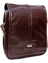 AYS Stylish Faux Leather Messenger Office Bag