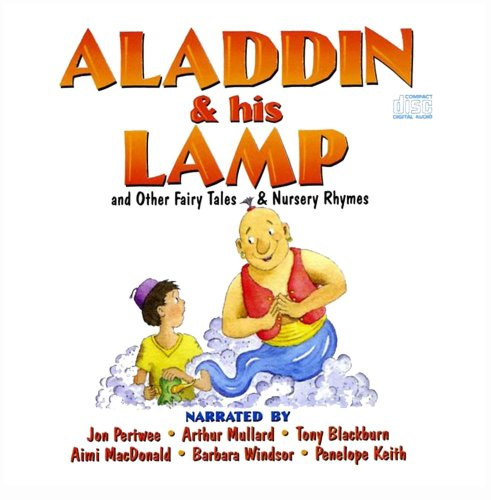 Aladdin & His Lamp And Other Fairy Tales & Nursery Rhymes front-206695