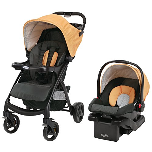Read About Graco Verb Click Connect Travel System, Sunshine