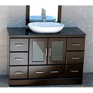 Elegant  Bath  Bathroom Storage And Vanities  Bathroom Vanities And Sink