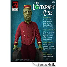 Lovecraft eZine - July 2012 - Issue 16