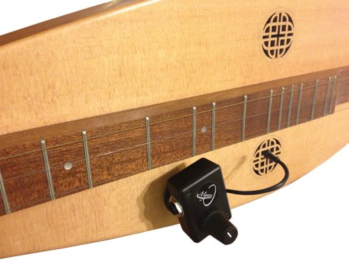MOUNTAIN DULCIMER PICKUP with FLEXIBLE MICRO-GOOSE NECK by Myers Pickups ~ See it in ACTION! Copy and paste: myerspickups.com (I Really Dont Ca compare prices)
