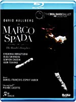 Marco Spada Or the Bandits Daughter [Blu-ray] [Import]