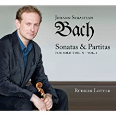 Bach: Sonatas and Partitas for Solo Violin, Vol. 1