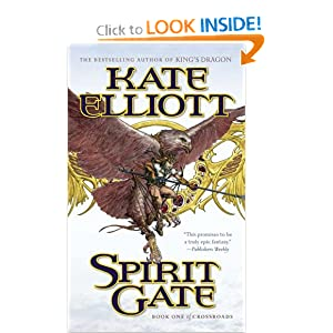 Spirit Gate - Kate Elliott