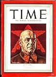 Time Magazine December 14, 1942 (Marshall Zhukov Cover)