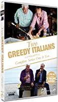 Two Greedy Italians: Complete Series One & Two [DVD] [Import anglais]