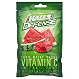 Halls Defense Supplement Drops, Watermelon., 30 drops